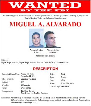 Click image to view FBI wanted poster